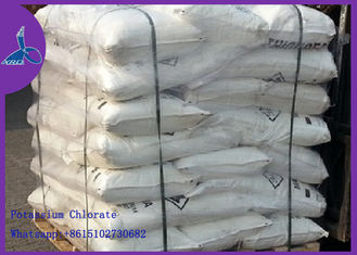 Powerful Oxidizing Agent Basic Chemicals KClO3 Anti - Caking Industrial Potassium Chlorate