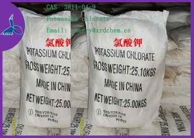 Industry Garde Chemical Potassium Chlorate KClO3 CAS 3811-04-9 White Crystalline Substance