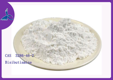 China Raw Powder Nutritional Food Additive Nootropic Supplement Sulbutiamine CAS 3286-46-2 factory